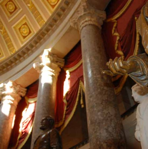 Senate Rotunda: Handouts