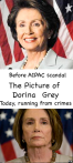 Pelosi as Dorina Grey