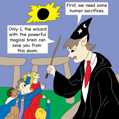 wizards save us from eclipse