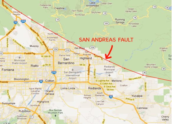 We Visit The Doomed Homes On The San Andreas Fault | Culture ... on new madrid fault map, calaveras fault line map, california fault map, andreas fault line map, san jacinto fault zone, hayward fault zone, newport-inglewood fault zone map, rose canyon fault map, mount shasta, salton sea map, san gorgonio wilderness map, north america fault map, hayward fault map, garlock fault map, balcones fault line map, west coast fault line map, whittier fault map, 1906 san francisco earthquake, silicon valley, bay area fault map, los angeles map, city of san antonio map, big sur map, southern california faults, earthquakes in california, calaveras fault, arizona fault map, garlock fault, riverside san bernardino county cities map, carrizo plain, mojave desert,