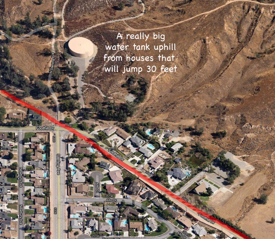 We Visit The Doomed Homes On The San AndreasFault