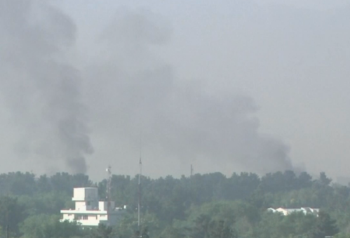 Taliban attack CIA headquarters in Kabul, Afghanistan