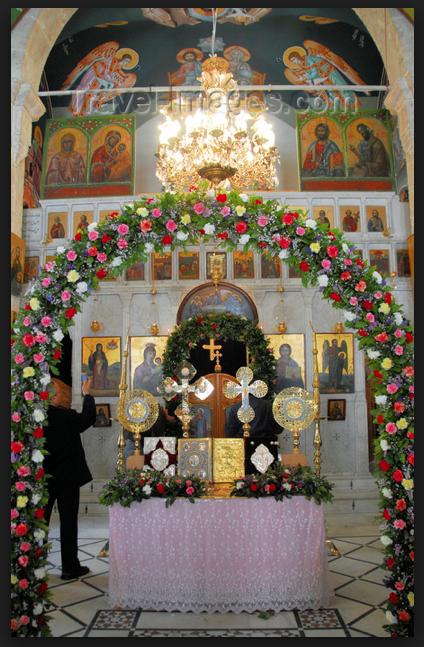 Ancient Christian Aramaic Church captured by Sunni radicals