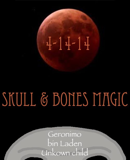 4 14 14.skull and bones magic number day lunar eclipse
