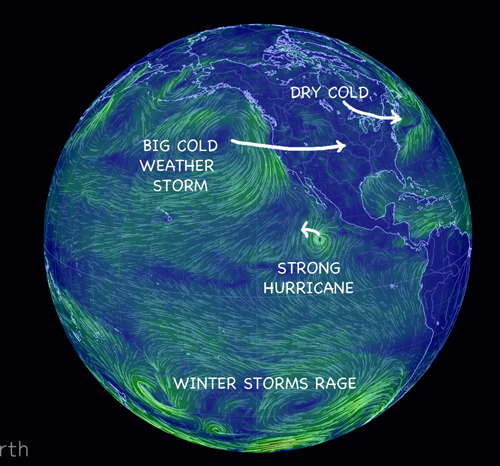 May 27 2014 cold weather prevails in pacific
