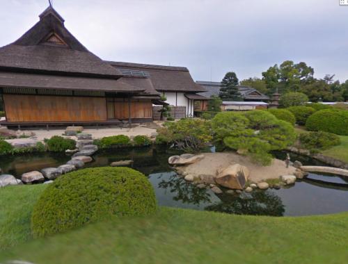 Okayama Park Japan