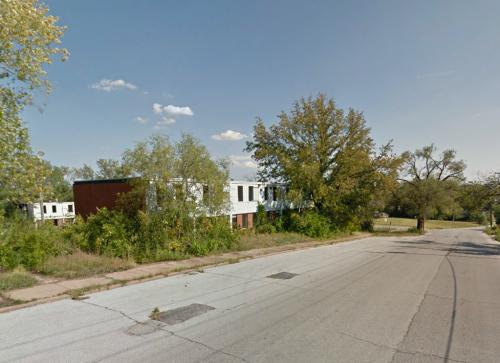 no neighborhood left in ferguson MO