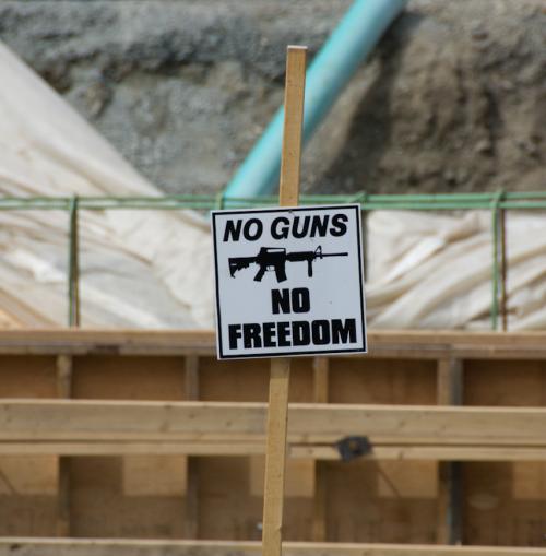 pro gun sign Berlin NY