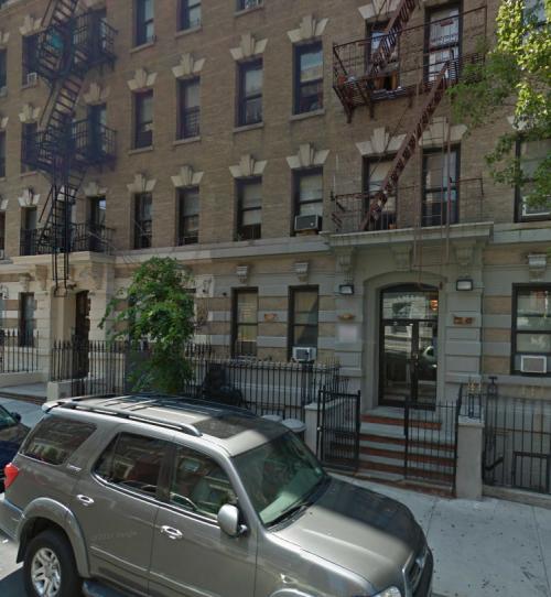 546 West 147th οδό NY NY σπίτι του Έμπολα γιατρό