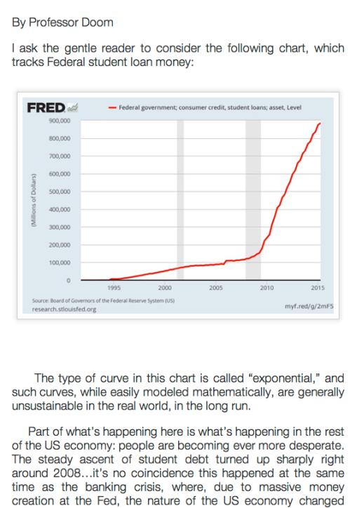 Student debt